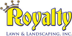 Royalty Lawn & Landscaping logo